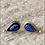 Thumbnail: Zuni Lapis Studs