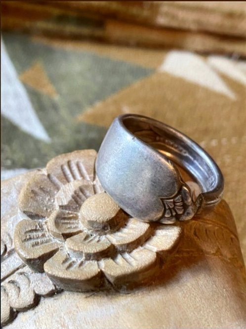 Spoon Ring Size 11.5