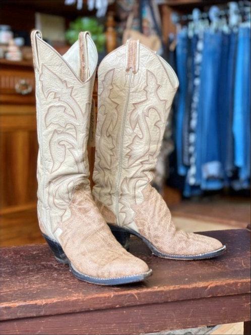 Larry Mahan Cowboy Boots