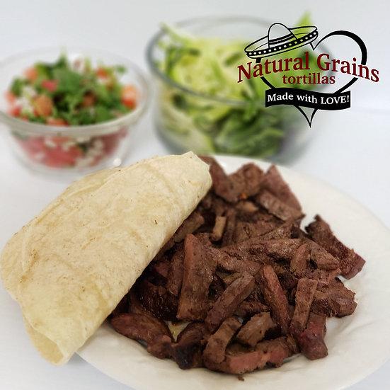 "White Corn Tortillas | 6"" | Organic Non GMO |  6 Dzn"