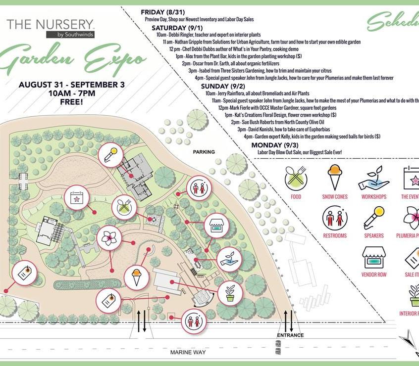 garden expo details 2018