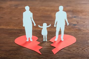 ילדים להורים גרושים