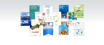 展示会パネルデザイン|ぱんhパンフレット・カタログへの展開
