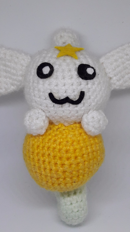 Digimon Gomamon Amigurumi Pattern - 1Up Crochet   1500x844