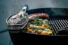 Grilled Meal