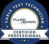 profissional certificado Fluke