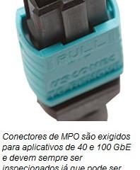 CONECTORES MPO E MPT EM DATACENTERS