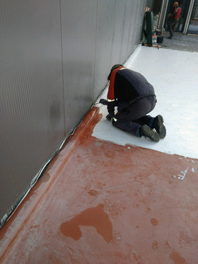 Гидроизоляция кровли в Калининграде