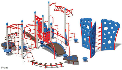Play Structure PC-5378-RV5