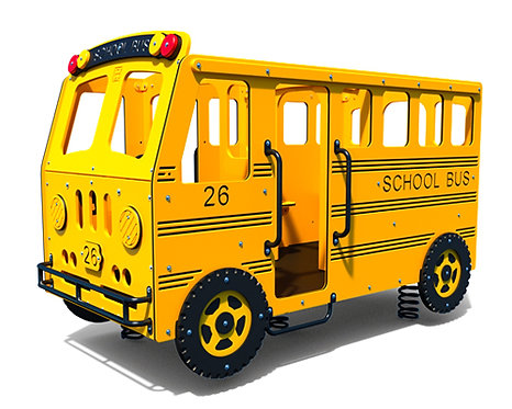 Multi-Spring School Bus