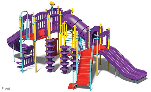 Play Structure PC-5778-R35