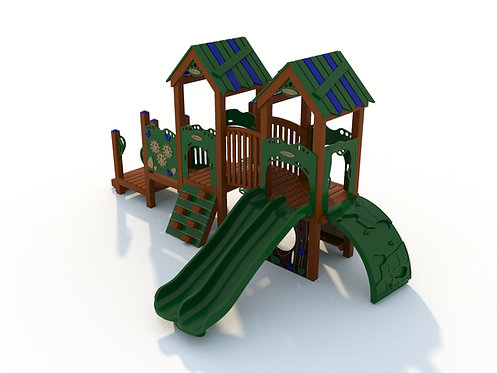 Preschool Play Structure