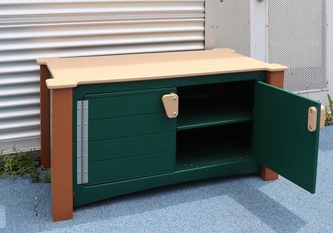 2' x 4' Art Cabinet