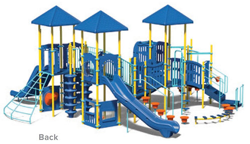 Play Structure PC-7858-R35