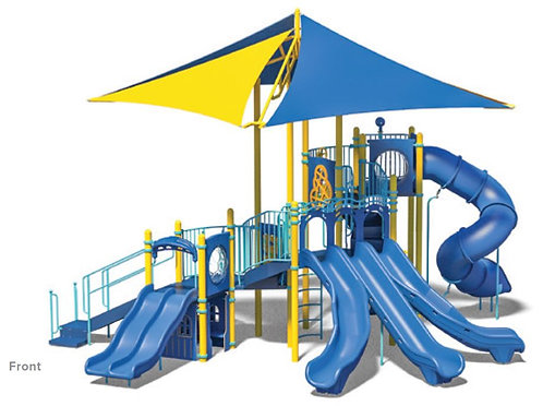 Play Structure PC-7608-R5