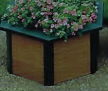 Hex Planter Box