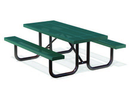 Classic Series - Rectangular Picnic Tables