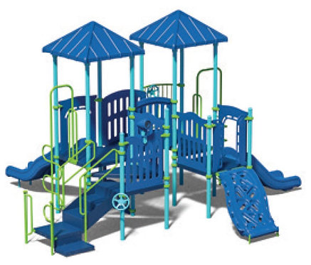 Play Structure PC-5488-R35