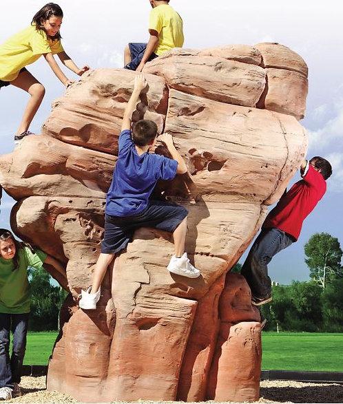 Large Sandstone Boulder