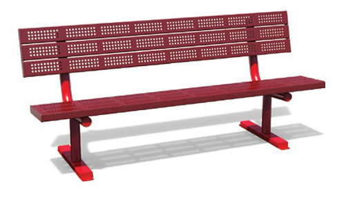 Slat Series Benches