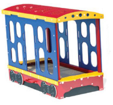 Toddler Train Sandbox Car