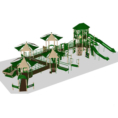 ADA Play Structure