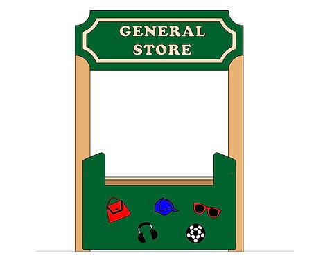 General Store Facade