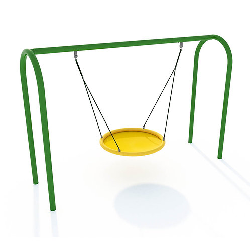 Saucer Swing Arch Post