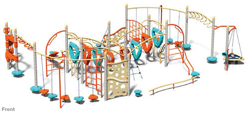 Play Structure PC-6218-RV5