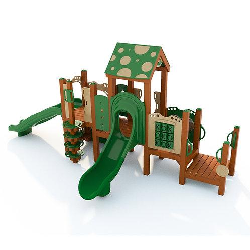 Preschool Play Structure