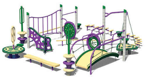 Play Structure PC-4398-RV5