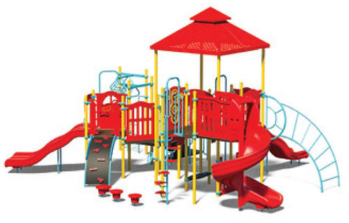 Play Structure PC-8608-R35
