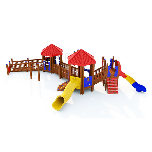 ADA Accessible Play Structure