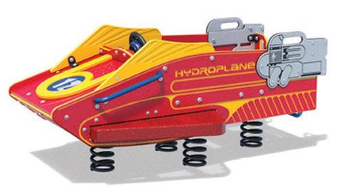 Quad Hydroplane Spring Rider