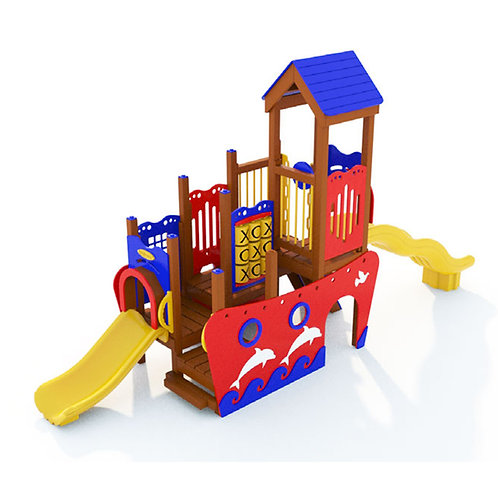 Noah's Ark Play Structure