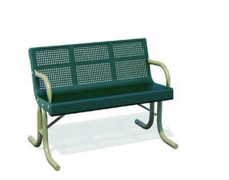 Urban Standard Bench