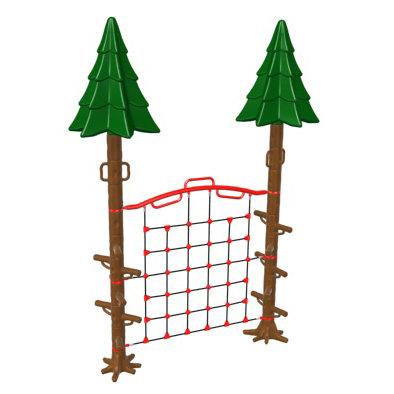 Conifer Net Climber