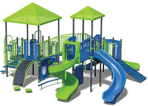 Play Structure PC-8408-R35