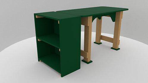 Outdoor Teacher's Desk