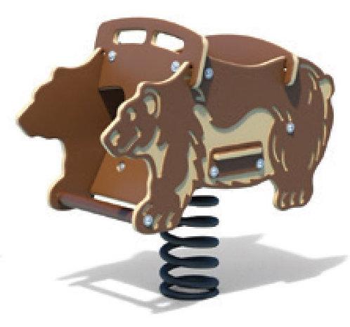 Toddler Bear Spring Rider