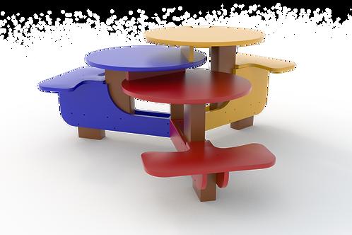 Three Bears Table
