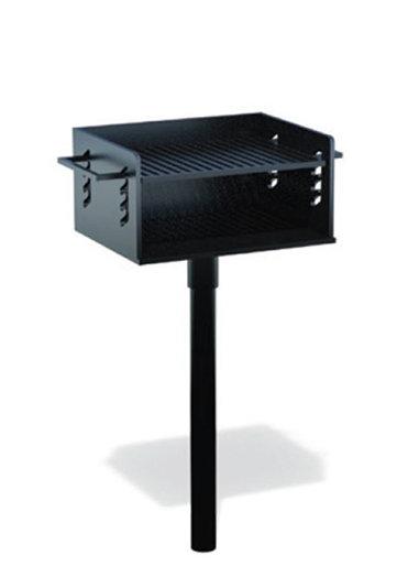 Pedestal Grill