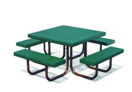 Classic Series - Square Picnic Table