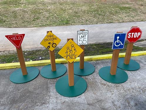 Trike Sign