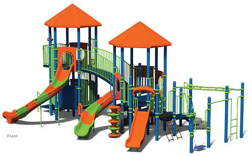 Play Structure PC-8368-R5