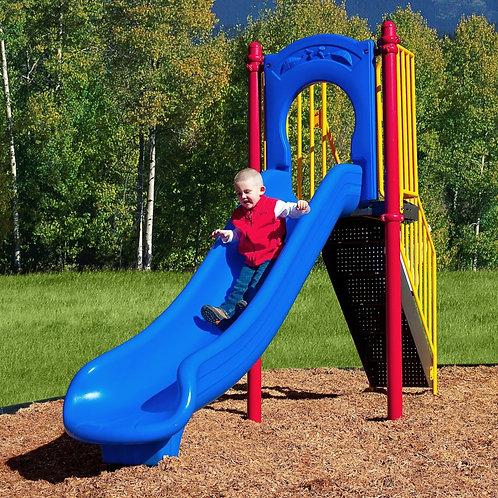 Freestanding 4' Slide