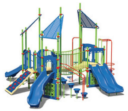 Play Structure PC-7258-R35
