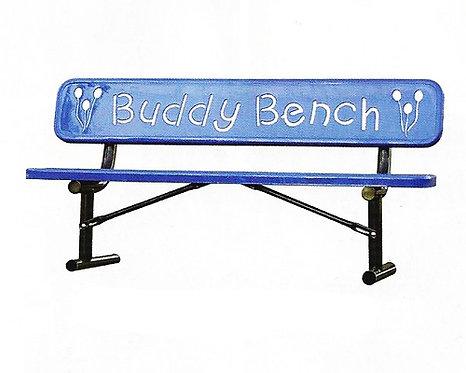 6' Buddy Bench
