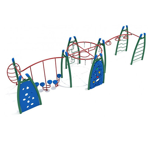Fitness Play Structure