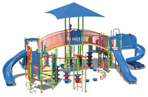 Play Structure PC-8428-R35